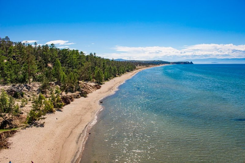 Saraisky Beach