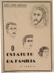 capa Estatuto da Familia