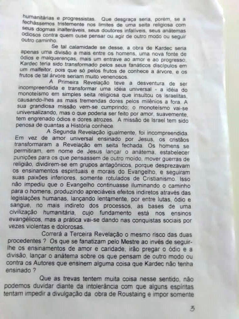 3 - TRANSCRIÇÃO DA REVISTA O REFORMADOR- MARÇO-1948 - ISMAEL GOMES BRAGA