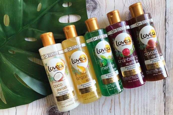 shampooing lovéa