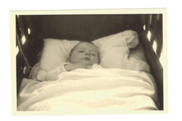 slaapkamer baby