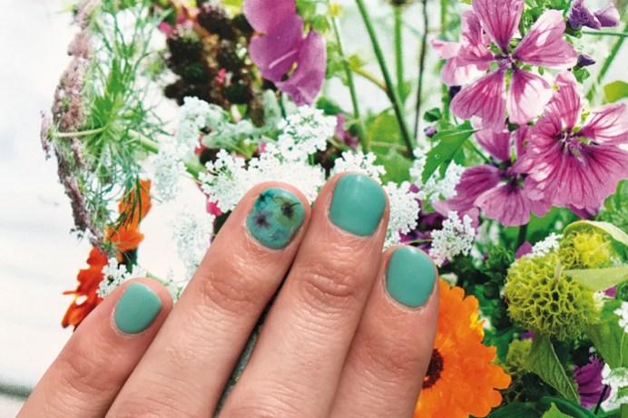 Gellak nagels