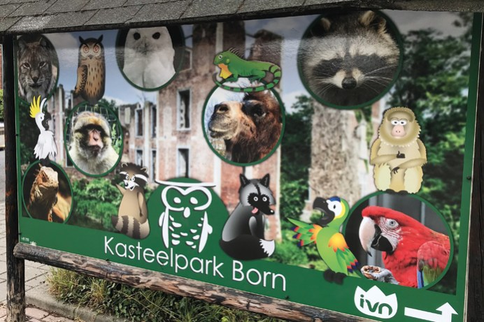 Kasteelpark Born