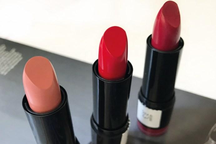 Colour Crush Lipsticks