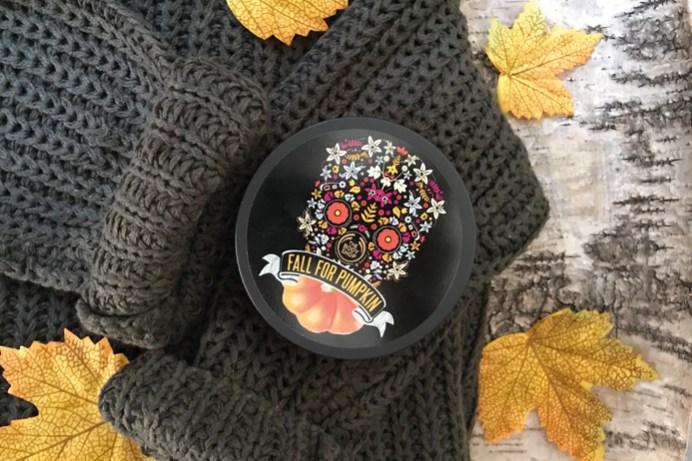 Fall for pumpkin