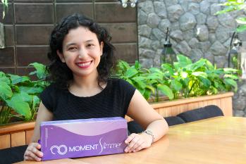 Irma Vania Konsultan Peluang Bisnis Online Moment Penghasilan Besar Kerja dari Rumah