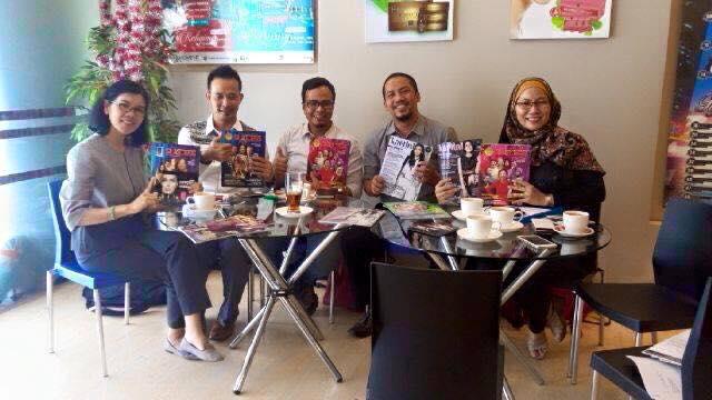 irma vania konsultan peluang bisnis online kerjasama moment majalah kartini