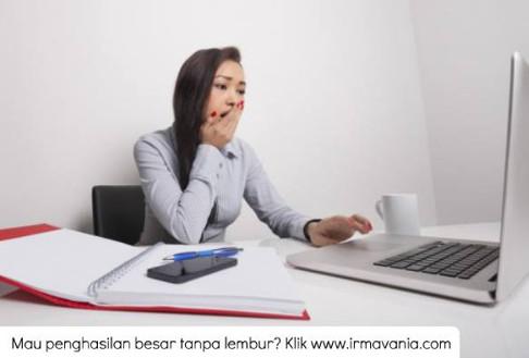 manfaatkan peluang bisnis online irma vania