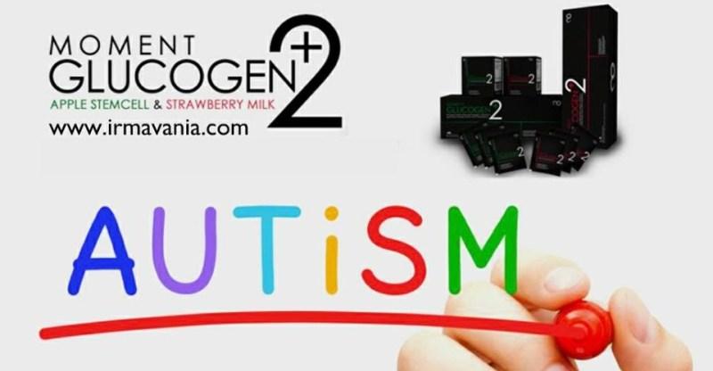 Produk yang Cocok untuk Autisme Glucogen Moment Irma Vania