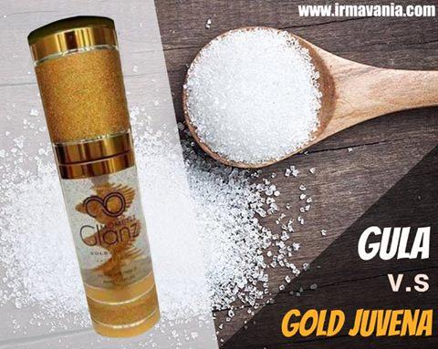 Efek Buruk Kebanyakan Gula Jual Moment Glanz Gold Juvena Irma Vania