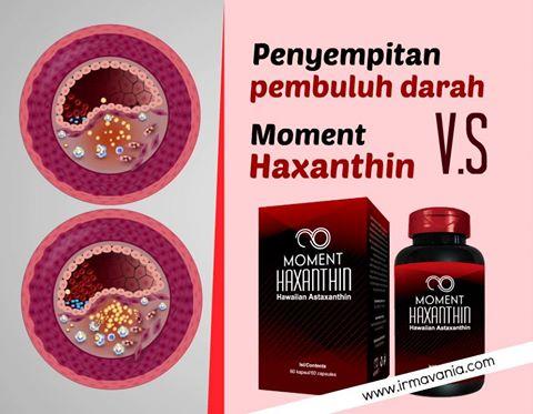 Cara Mencegah Penyempitan Pembuluh Darah Haxanthin