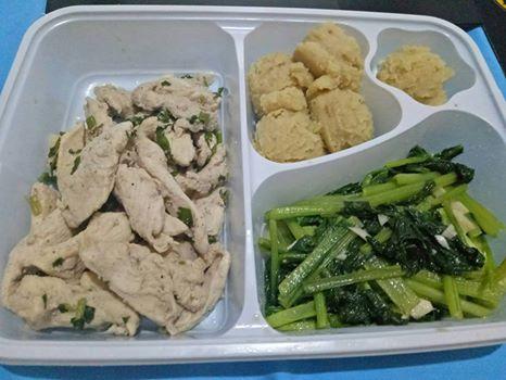 Diet Mayo by GSF Catering Pekanbaru : Day 1
