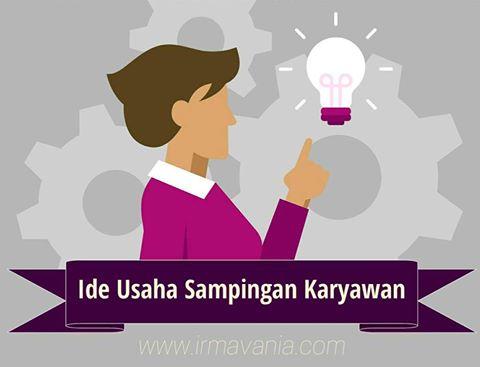 Konsultasi Usaha Sampingan untuk Karyawan Bisnis Moment Irma Vania Oesmani