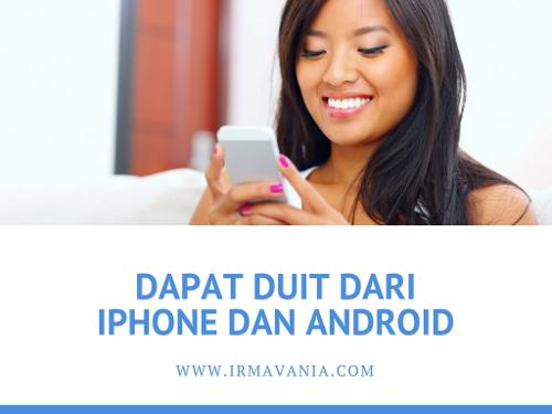 Usaha Pakai Android di Bisnis Cepat Untung Moment Irma Vania Oesmani