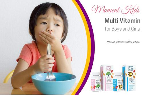 Multi Vitamin untuk Anak Susah Makan Irma Vania Oesmani