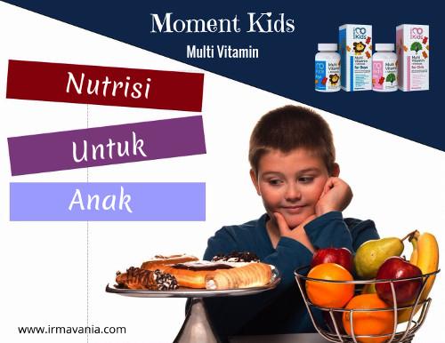 Soal Obesitas dan Multivitamin Anak yang Bagus Irma Vania Moment Kids