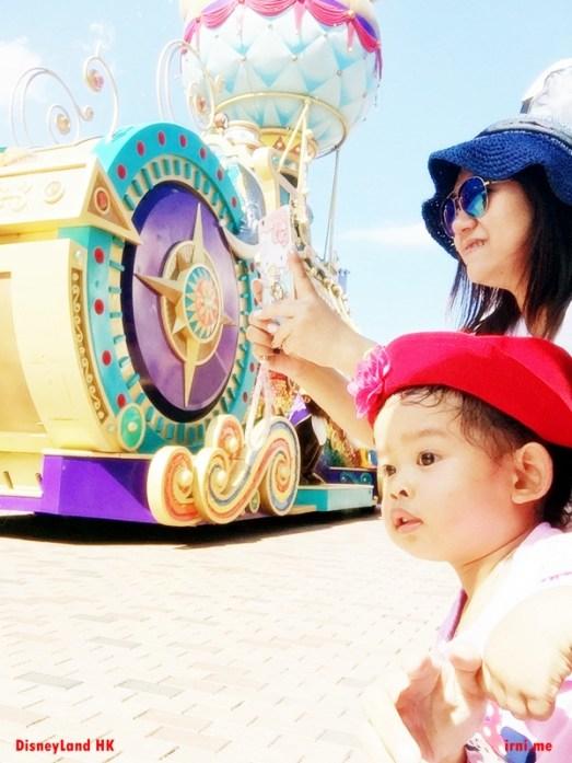 Parade Disneyland Hongkong