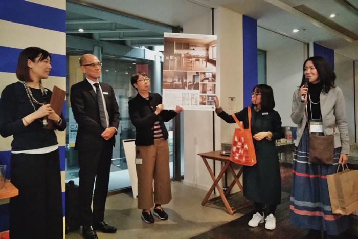 リノベーション住宅事例展での表彰