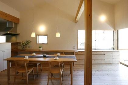 自然素材の家づくり浦安-11
