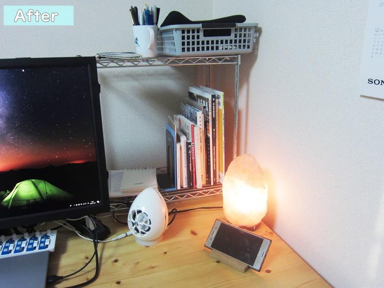 パソコンスペースの整理収納その4:IROHA@HOME
