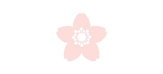 Illustratorで桜をつくる – 和素材作り -