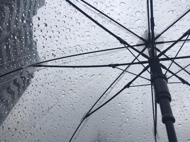 雨の日の送迎