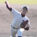 三浦銀二(福岡大大濠)のプロフィール!ドラフト2017候補