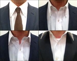 シャツ4枚並び
