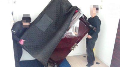 ピアノの移動でお部屋の模様替え 業者に頼んだ料金と結果!