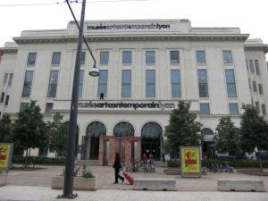 リヨン現代美術館