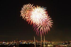 猪名川花火大会2016年の日程と観覧場所 穴場はある?