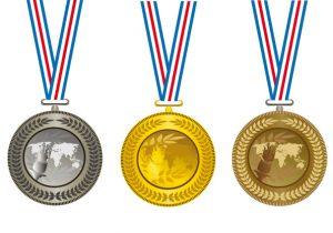 歴代夏季オリンピック 日本の大会別メダル数一覧
