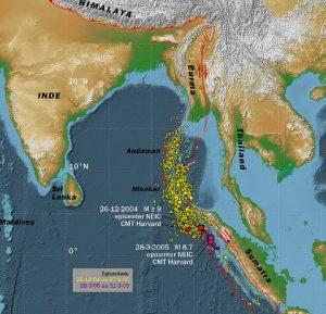 2005年スマトラ沖地震
