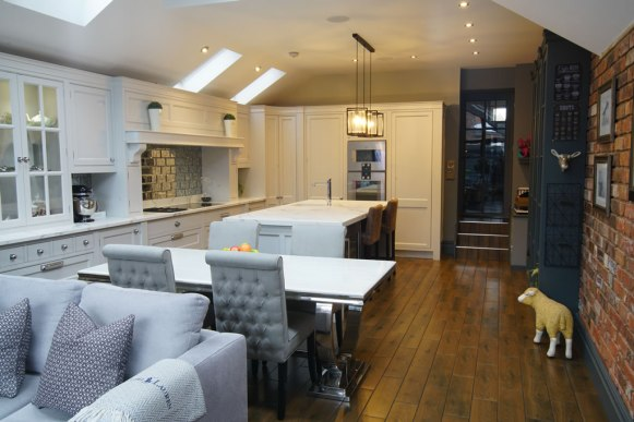 Kitchen Design - Lytham House - Lytham St Annes - by Iroko Designs - 15