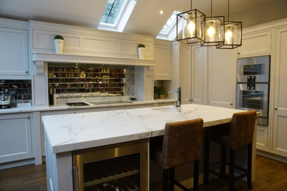 Kitchen Design - Lytham House - Lytham St Annes - by Iroko Designs - 6