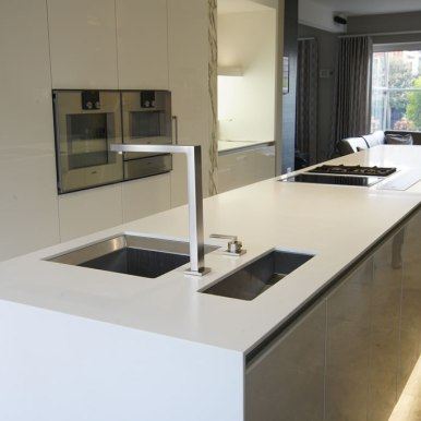 Kitchen Design - St Pauls Road - Lytham St Annes - by Iroko Designs - 18
