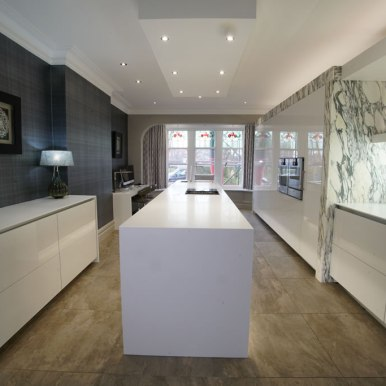 Kitchen Design - St Pauls Road - Lytham St Annes - by Iroko Designs - 29
