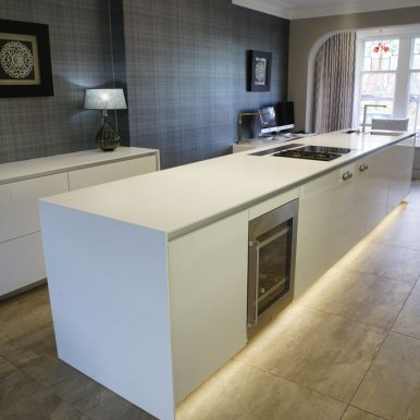 Kitchen Design - St Pauls Road - Lytham St Annes - by Iroko Designs - 6