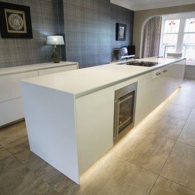 Kitchen Design - St Pauls Road - Lytham St Annes - by Iroko Designs - 8