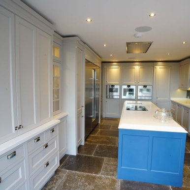 Kitchen Design - St Thomas Road - Lytham St Annes - by Iroko Designs 0