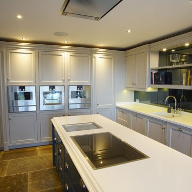 Kitchen Design - St Thomas Road - Lytham St Annes - by Iroko Designs 2