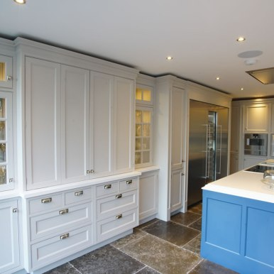Kitchen Design - St Thomas Road - Lytham St Annes - by Iroko Designs 8