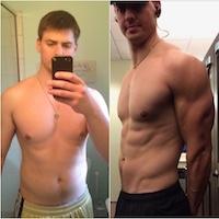 skinny fat guy diet