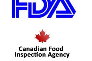 FDA & CFIA