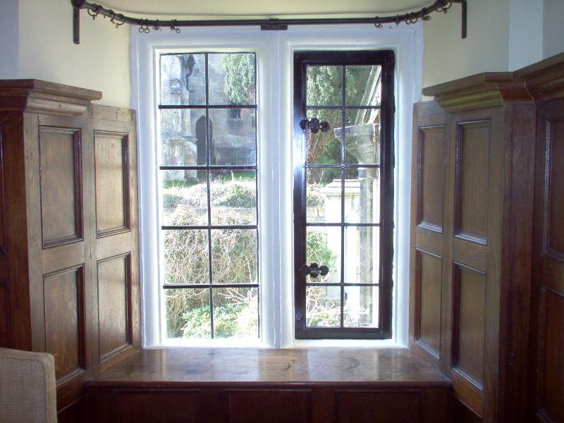 Metal Casement Window Restoration  Ironart of Bath