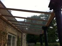 cast iron canopy   Ironart of Bath