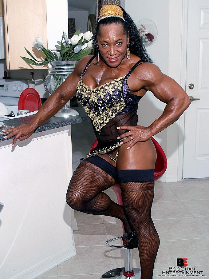 Carmella Cureton  IRON BELLES of Atlanta