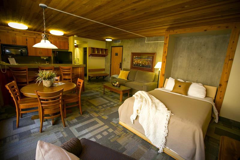 North Efficiency 829  Room Tours  Iron Blosam Lodge  SkiinSkiout Timeshare Condominium