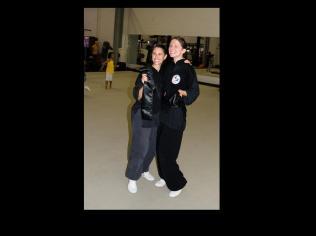 Black Belt Test 8 2009