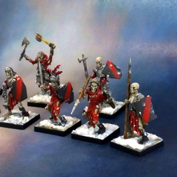 16-undead-horde-skeletons-finished-front-right-side